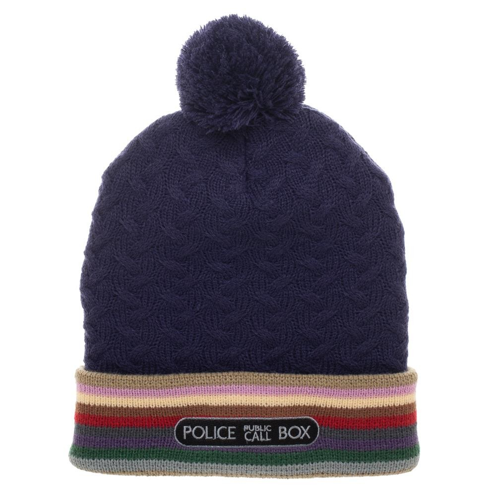 Doctor Who 13th Doctor Pom Beanie