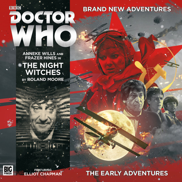 Doctor Who Early Adventures 4.01: The Night Witches