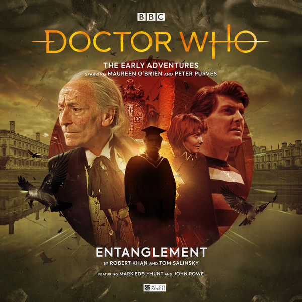 Doctor Who Early Adventures 5.03: Entanglement