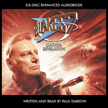 AudioBook: Blake's 7: Lucifer - Revelation