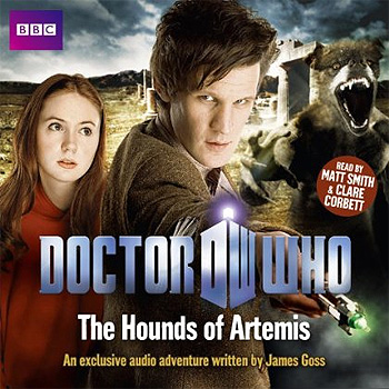 AudioBook: The Hounds of Artemis