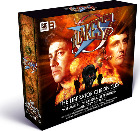 Blake's 7: The Liberator Chronicles (Volume 10)