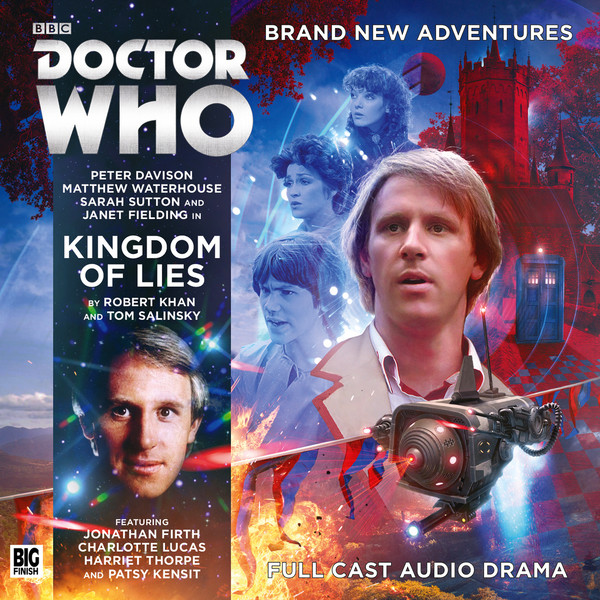 Doctor Who: 234. Kingdom of Lies