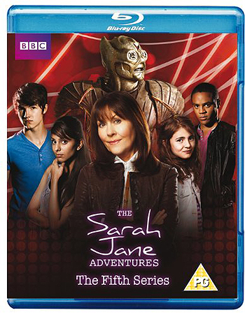 Blu-Ray: Sarah Jane Adventures: Season Five