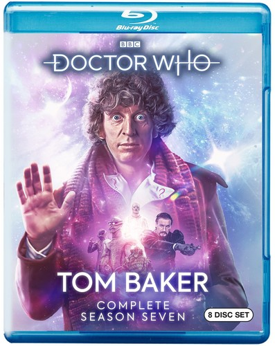 Blu-ray: Doctor Who Tom Baker, Season 7