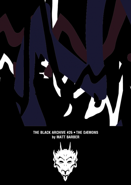 The Black Archive 026: The Daemons