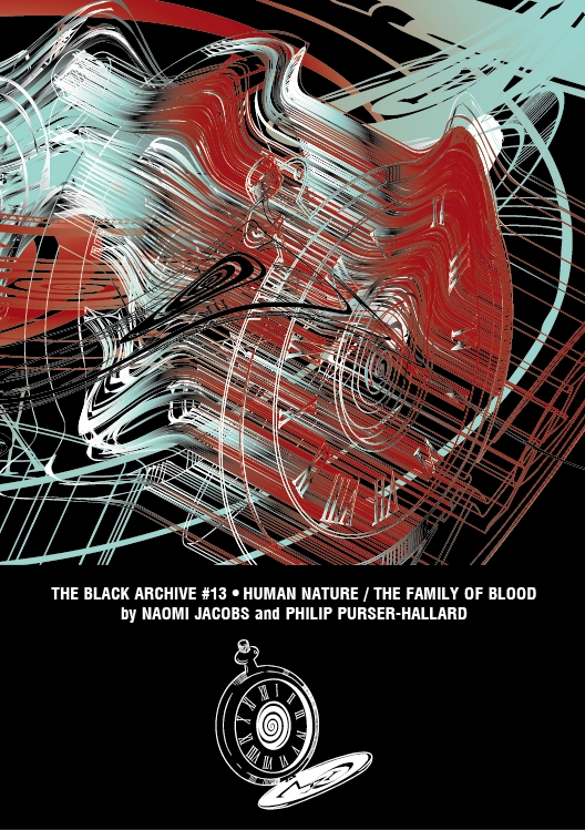 The Black Archive 013: Human Nature/The Family of Blood