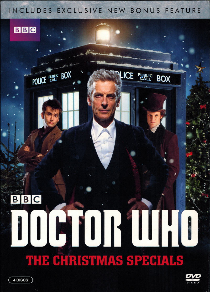 Doctor Who: The Christmas Specials (DVD)