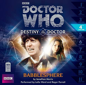 Doctor Who: Destiny of the Doctor, 04. Babblesphere
