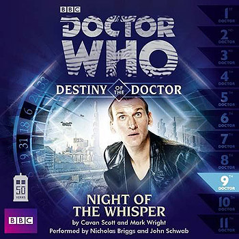 Doctor Who: Destiny of the Doctor, 09. Night of the Whisper
