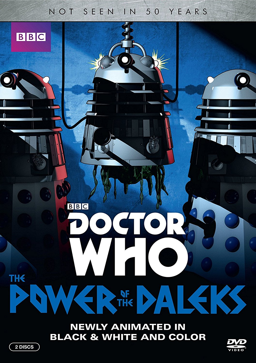 DVD 030: The Power of the Daleks