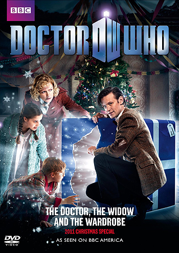 Doctor Who The Doctor, The Widow and the Wardrobe DVD