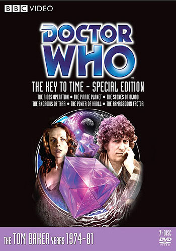 DVD 098-103: Key to Time (SE - Remastered)