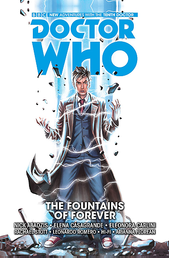 Doctor Who (10th Doctor #3): The Fountains of Forever