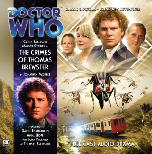 Doctor Who: 143. The Crimes of Thomas Brewster