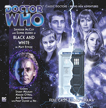 Doctor Who: 163. Black and White