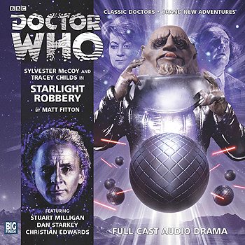 Doctor Who: 176. Starlight Robbery