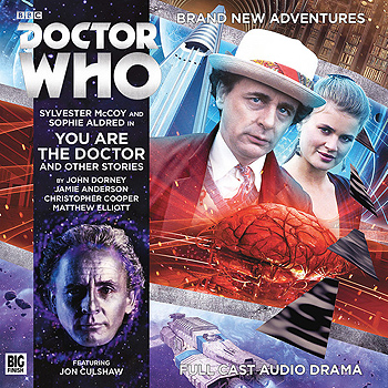Doctor Who: 207. You Are The Doctor (And Other Stories)