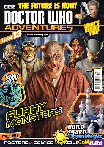 Doctor Who Adventures, Issue 13