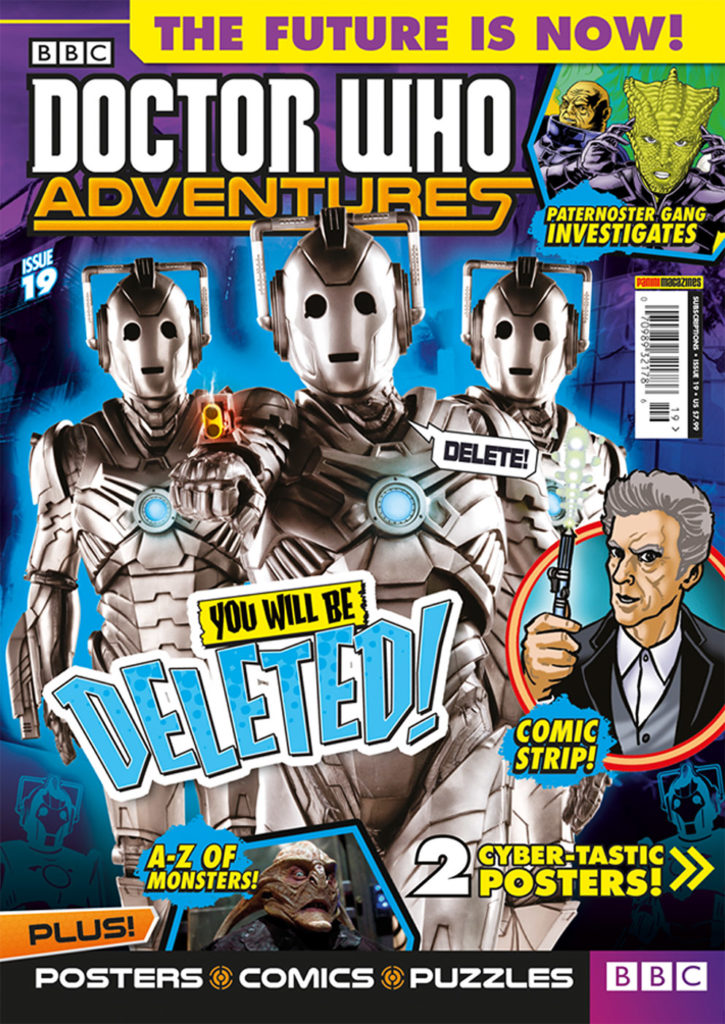 Doctor Who Adventures, Issue 19