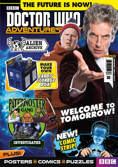Doctor Who Adventures, Issue 21
