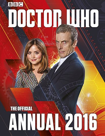 The Official Doctor Who Annual 2016