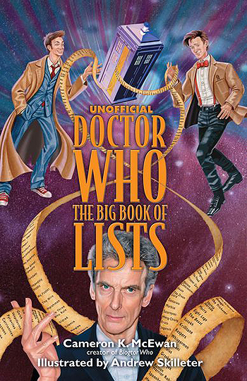 Unofficial Doctor Who Big Book of Lists