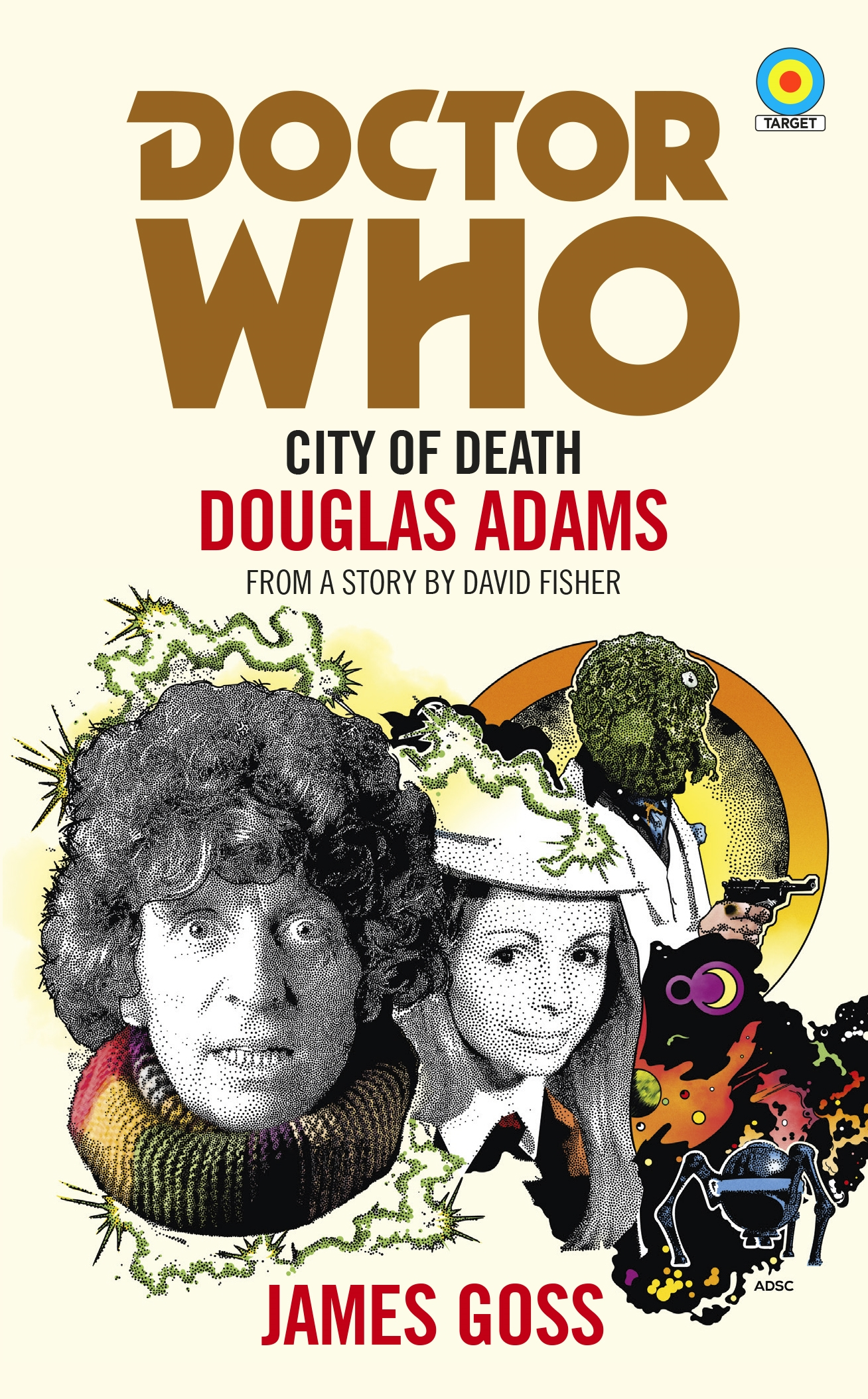 Doctor Who: City of Death (PB, Target)