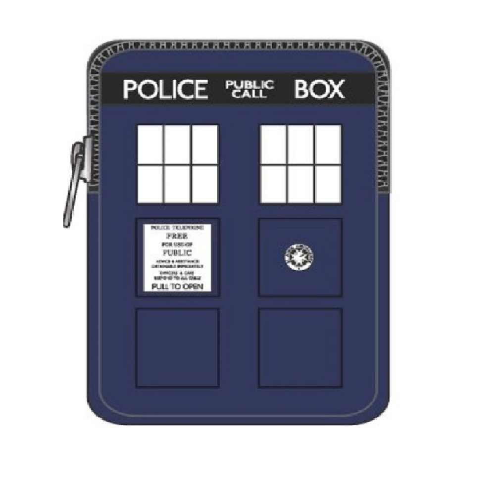 TARDIS Coin Purse