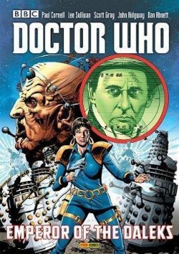 Doctor Who: Emperor of the Daleks (Graphic Novel)
