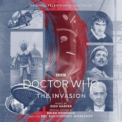 Doctor Who: The Invasion Soundtrack (CD)