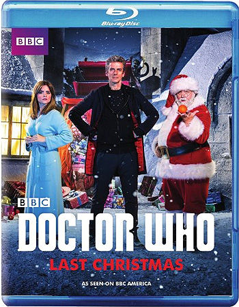Doctor Who: Last Christmas, Blu-Ray