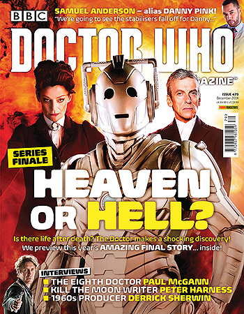 Doctor Who Magazine, Issue 479