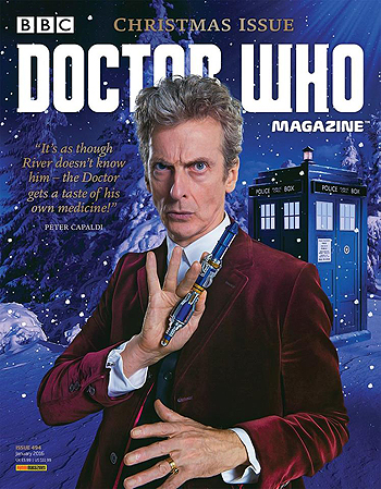Doctor Who Magazine, Issue 494