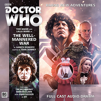 Doctor Who: (NA 5) The Well-Mannered War
