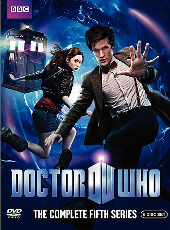 Doctor Who Series 5 (Five) DVD Set
