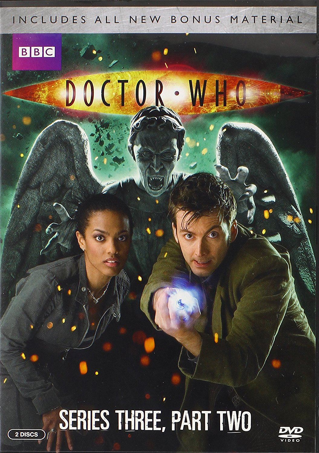 Doctor Who Series 3 (Three), Part 2 DVD Set