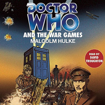 Doctor Who: The War Games (CD, Target)