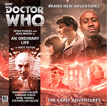 Doctor Who Early Adventures 1.04: An Ordinary Life