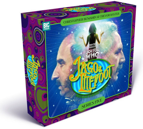 Jago and Litefoot: Series 05 Box Set