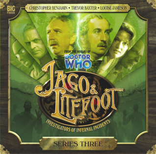 Jago and Litefoot: Series 03 Box Set