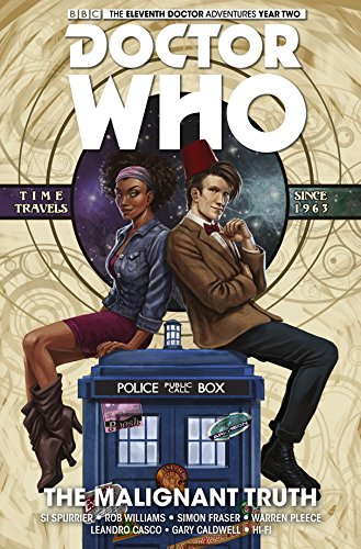 Doctor Who (11th Doctor, #6): The Maglignant Truth (Hardcover)