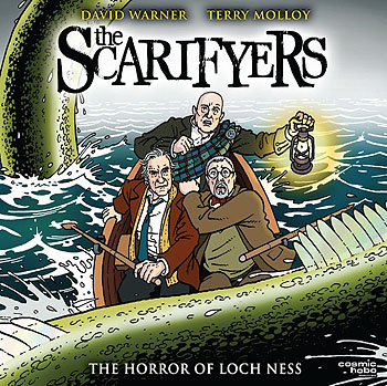 The Scarifyers (7): The Horror of Loch Ness