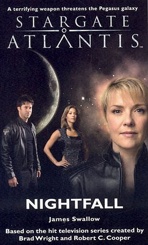 Stargate Atlantis: 10. Nightfall