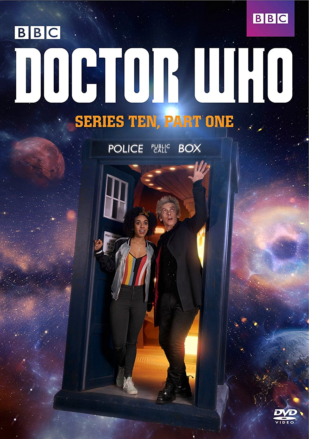 Doctor Who Series 10 (Ten), Part 1 DVD Set