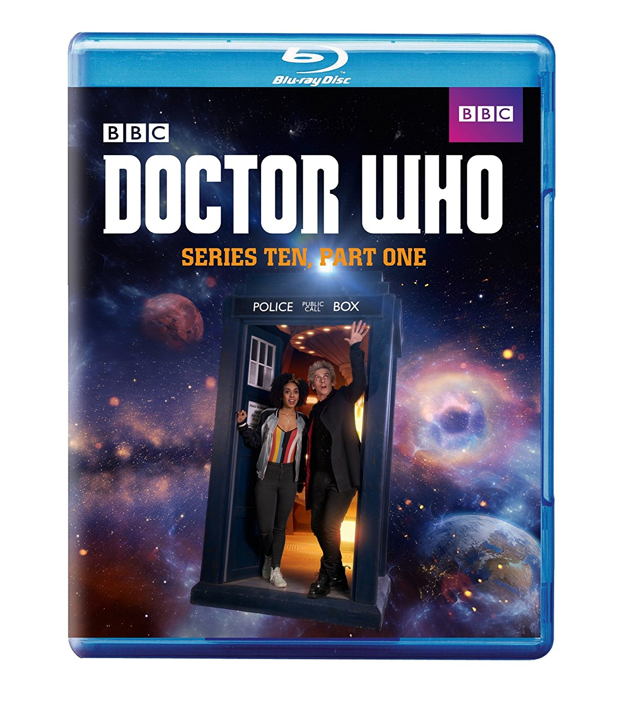 Blu-ray: Doctor Who Series 10 (Ten), Part 1