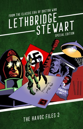 Lethbridge-Stewart: 3.4 The Havoc Files 2 (Special Edition)
