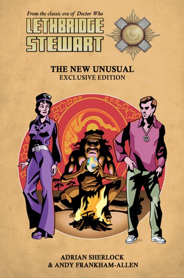 Lethbridge-Stewart: The New Unusual (Exclusive Edition)