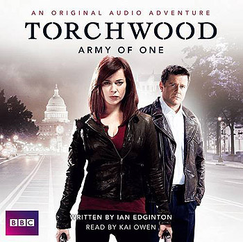 AudioBook: Torchwood, Army of One