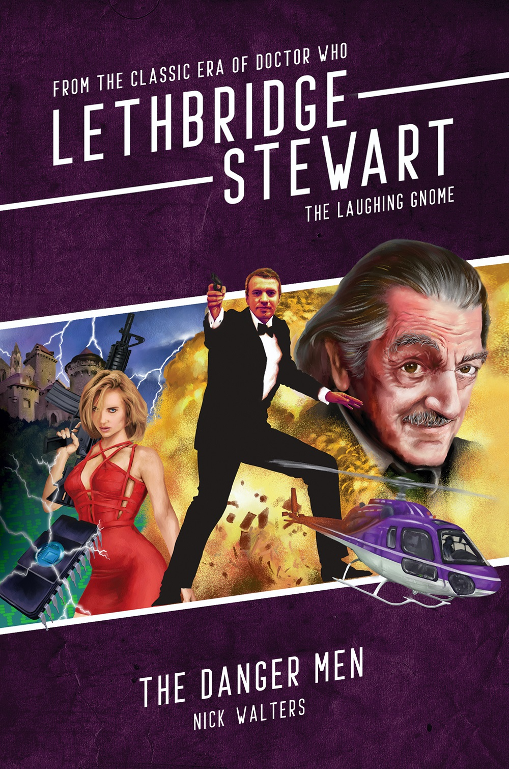 Lethbridge-Stewart: 6.3 The Danger Men